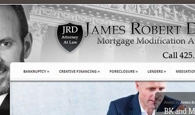 Mortgage Modification Attorney Project